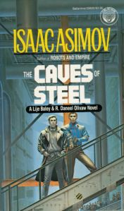 isaac asimov caves of steel pdf