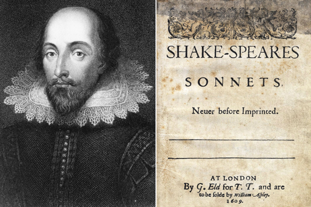 sonnets of shakespear In shakespeare's sonnets, however, the volta usually comes in the couplet, and usually summarizes the theme of the poem or introduces a fresh new look at the theme with only a rare exception, the meter is iambic pentameter.