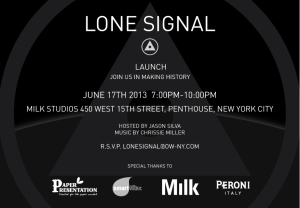 Lone Signal launch event-1