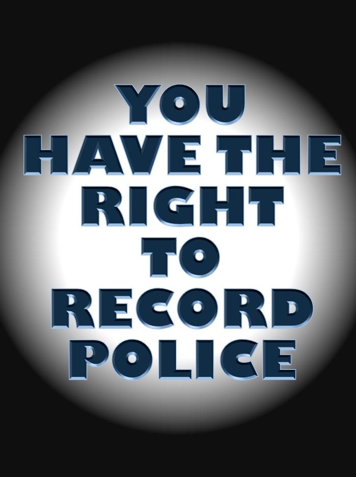 RightToRecordPolice