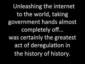 Internet-Deregulation