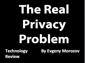 PrivacyProblem