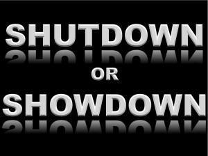 Shutdown-Showdown