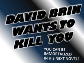 DavidBrinKillCharacter