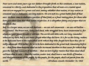 Gettysburg-Address-Lincoln