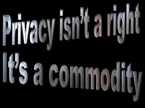 privacy-commodity