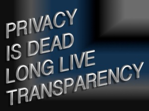 Privacy-Is-dead