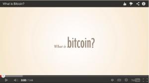 Bitcoin-video