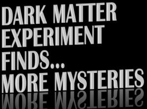 Dark-matter-experiment