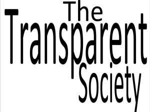 Transparent-society