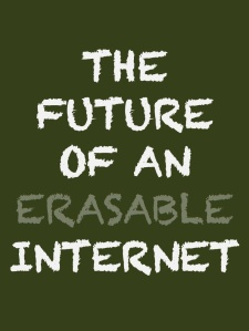 ERASABLE-INTERNET