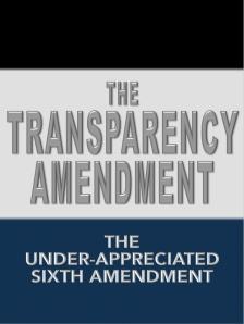 Transparency-Amendment