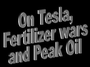 Tesla-peak-oil