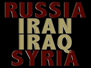 Russia-Iran-Iraq-Syria