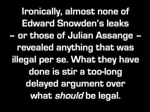 NSA-Snowden-Assange