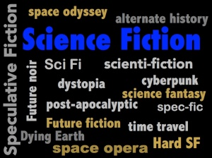 Science-Fiction-genres