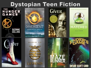 Dystopian-Teen-Fiction