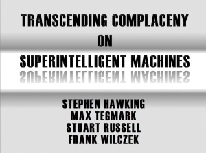 Hawking-superintelligent-computer