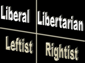 Liberal-Letist-libertarian