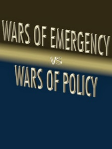 Wars-Emergency-Policy