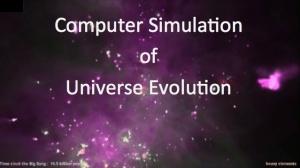 Universe-simulation