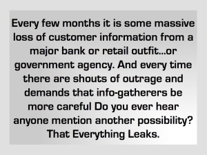 information-leaks