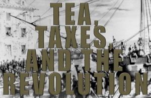 TEA-TAXES