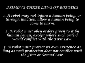 Asimov-three-laws-robotics