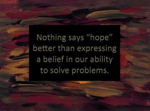 hope-problem-solving