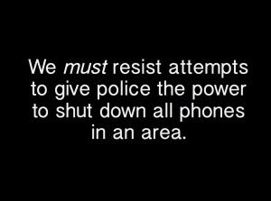 police-shutdown