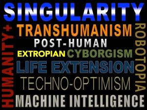 Singularity-word-cloud