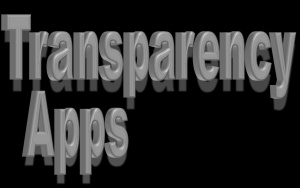 Transparency-Apps