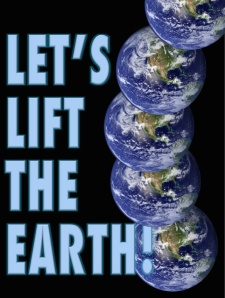 LIFT-THE-EARTH